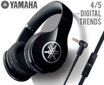 Yamaha HPH-Pro 400 Series H/Phones $99 Delivered @ COTD (Club Catch Membership/Free Trial Req'd)