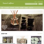 Soy Candles & Reed Diffusers - Was $24.95 Now $14.95 (Save $10) + $9.95 Shipping @ Heart Affair