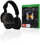 Xbox One Polk 4 Shot Wireless Gaming Headset and Halo Master Chief Collection $88 @ Big W