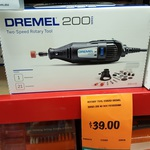 Dremel 200 Series Rotary Tool $39 @ Bunnings [Stafford, QLD]