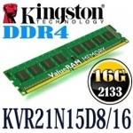 16GB Kingston DDR4 Single Module Desktop RAM $99 (Free C&C or $5 Post) @ NetPlus WA - Pre-order