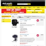 GoPro Hero4 Silver $356.85 after 35% off (+ Other Models) @ Dick Smith. Instore Only