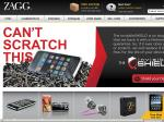 50% off Zagg website + shipping