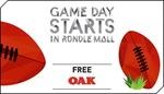 Free OAK Flavoured Milk @ Rundle Mall SA (3pm-6pm)