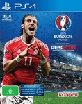PS4 PES 2016 (Pro Evolution Soccer) UEFA Euro 2016 France Edition $22.95 Pickup or + $2.95 Delivery @ The Gamesmen