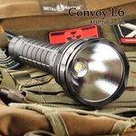 Convoy L6 XHP70 3800LM Long Range LED Flashlight [$64.67 AUD] [$47.50 USD] @ Banggood