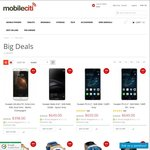 Huawei G8 Dualsim $348, Watch $318, Mate 8 $599, P9 $599 @ Mobileciti