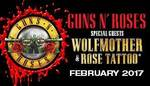Guns N Roses ANZ Stadium NSW - Sat 11th Feb Tickets 50% off for 50 Hours (from $45.80) via Ticketek