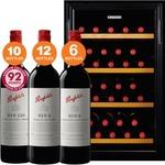 28 Bottles of Penfolds Wines, Château Raymond-Lafon Wine, Vintec 30 Btl Wine Fridge - $888 Delivered (RRP $1596) @ Dan Murphy's