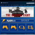 PlayStation Store (US/CA) - Under $5 Flash Sale - PS3, PS4, PSV and Movies