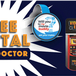 1 Free Rental @ VideoEzy Kiosks Exp 03/03/17