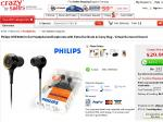 Philips SHE6000 In-Ear Surround Sound Earphones $29.99 +Shipping
