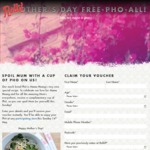 Free Pho from Rolld This Mother's Day