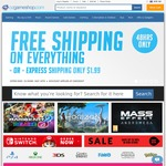 OzGameShop Free Shipping on Everything