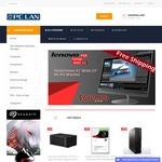 "Lenovo ThinkVision X1 Wide 27"" 4K IPS Monitor $669 Shipped; ThinkCentre M800 i5-6400 500GB/4GB $599 Shipped @PC Lan"
