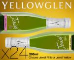 24x Yellowglen Jewel Bubbly $39.95 + $9.99 P/H Nationwide. Normally $90+