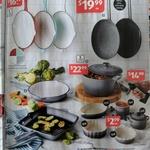 ALDI Cast Iron Cookware - Sale Starts 3 June - Dutch Oven 4L $22.99, French Pan $24.99, Frypan $16.99