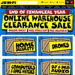 JBL E10/Kambrook Blitz $30, Chromebook $249, Apple Watch Orig $349, Kambrook Fan /Samson Pack $39 @ JB Hi-Fi