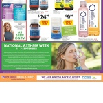 Ethical Nutrients: Inner Health On The Go 60 Capsules $22.47, IBS Support 90 Capsules $41.47 @ Discount Drug Stores