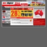 48% off Wipers @ Repco