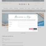 Win a $5,000 Escape Travel Gift Card from Noni B Group Pty Ltd