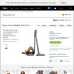 Dyson Big Ball Cinetic Multifloor $499 Plus Three Free Tools @ Dyson Shop