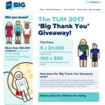 Win 1 of 100 $50 EFTPOS Cards [Open to Students of QLD Primary & Secondary Schools & Early Childhood Centres and Their Parents]