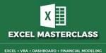 Excel MasterClass - Premium Lifetime Access - US $74.50 (~AU $98) - Was US $149 @ Yoda Learning