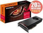 Gigabyte RX Vega 56 8GB GFX Card $559.20, Inno3d GTX 1060 3GB $239.20, Logitech MX Master 2S $99.20 - Posted @ PC Byte eBay