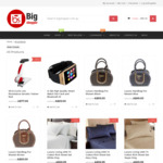 Portable BBQ $25, Designer Watches $24, AS Seen on TV Products up to 70% OFF + Shipping @ Big Shopper