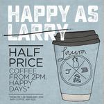 Jamaica Blue- Half Price Coffee From 2pm On Weekdays