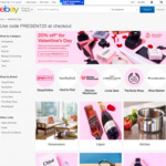 20% off Selected Stores on eBay (Futu, Catch, Allphones, amaysim, DCXPERT, Dell, Lenovo, Shopping Square & More)