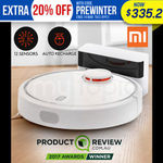 Xiaomi Mi Robot Vacuum Cleaner V1 $335.20 Delivered @ Mytopia eBay