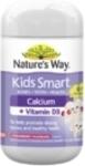$6.69 - Natures Way Kids Smart - Calcium+Vitamin D3 @ Coles