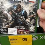 [XB1] Gears of War 4 $25 @ Target (Limited Stock, in Store Only)