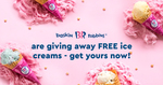Free 20,000 1-Scoop Waffle Cones/Cups @ Baskin-Robbins (Selected Stores)