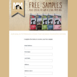 Free Meals for Mutts Dog Food Sample