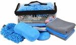 Supercheap Auto 9pc Microfibre Wash Kit $10 (RRP $16.99) @ Supercheap Auto