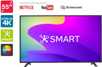 "Kogan 55"" Smart HDR 4K LED TV (Series 8 MU8010) $559 + Delivery @ Dick Smith"