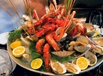 $50 for 2 Including Choice of Meat or Seafood Platter & Bottle of Wine Hawthorn VIC $118