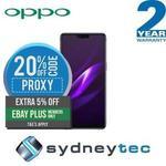 """[eBay Plus] OPPO R15 Pro (6.28"""" 20MP Dual Sim 128GB/6GB AU Stock) $642.68 Delivered @ Sydneytec eBay"""