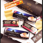 [VIC/NSW] Free Cracker Barrel Cheese & Crackers in Xmas Crackers 2-7PM @ Southern Cross (17/7-21/7) Central Station (24/7-28/7)