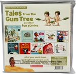 Tales from The Gum Tree and Other Funny Stories 10 Books Only $29.99 + Free Shipping @ Mumzilla