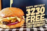 [WA] 100 Free Cheeseburgers on Sunday to Celebrate 3230 Smoke + Grill's 1st Birthday