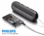 Philips Maxi Universal Mp3 Speaker + Shipping 695
