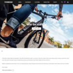 Win a Trek Electric Bike of Choice Worth $4,999 from Trek