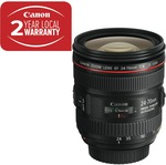 Canon EF 24-70mm F/4L IS USM Lens $689 (Was $1299) + $8 Delivery Online Only @ The Good Guys