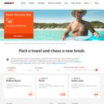 Jetstar Sale: 207 Sale Fares Inc. Bali One-Way Ex BNE $189, SYD $219, MEL $199, Phuket One-Way Ex MEL/SYD $219 + More