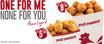 100 Buttermilk Chicken Pops for $9.99 @ Red Rooster (Nationwide)