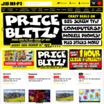 Free JB Hi-Fi $10 Voucher with an In-Store Purchase (Ask for Your Digital Receipt, Requires a JB Hi-Fi Online Account)